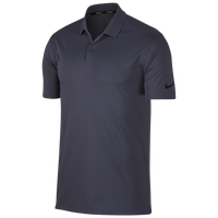 Nike Dri-Fit Victory Solid Golf - Men's - Grey / Silver