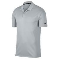 Nike Dri-Fit Victory Solid Golf - Men's - Grey / Black