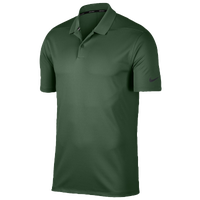 Nike Dri-Fit Victory Solid Golf Polo - Men's - Dark Green / Dark Green