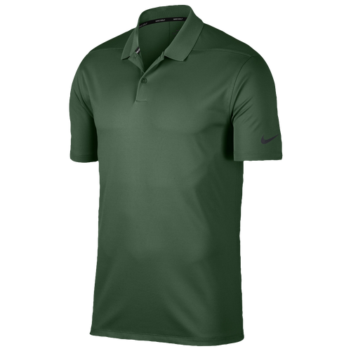 Nike Dri-Fit Victory Solid Golf - Men's Golf - Gorge Green/Black 1881341