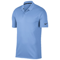 Nike Dri-Fit Victory Solid Golf Polo - Men's - Light Blue / Light Blue