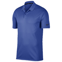 Nike Dri-Fit Victory Solid Golf - Men's - Blue / Blue