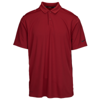 Nike Dri-Fit Victory Solid Golf - Men's - Red / Black