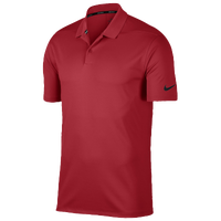 Nike Dri-Fit Victory Solid Golf Polo - Men's - Red / Red