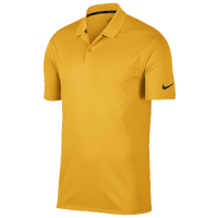 Nike Dri-Fit Victory Solid Golf - Men's - Gold / Gold
