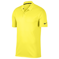 Nike Dri-Fit Victory Solid Golf - Men's - Yellow