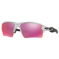 Oakley Flak  2.0 XL Sunglasses - Silver / Red