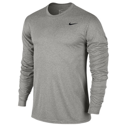 Nike Legend 2.0 Long Sleeve T-Shirt - Men's - Training - Clothing ...