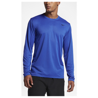 Nike Legend 2.0 Long Sleeve T-Shirt - Men's - Blue / Blue