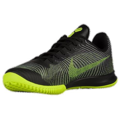 the best attitude de05c 90f5a hot sale Nike Kobe Mentality 2 Mens Basketball Shoes Kobe Bryant Black Volt  Wolf Grey