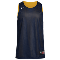 Under Armour Team Triple Double Jersey - Men's - Navy / Gold