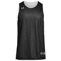 Under Armour Team Triple Double Jersey - Boys' Grade School - Black / White