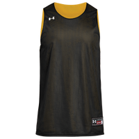 Under Armour Team Triple Double Jersey - Boys' Grade School - Black / Gold