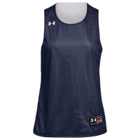 Under Armour Team Triple Double Jersey - Women's - Navy / White