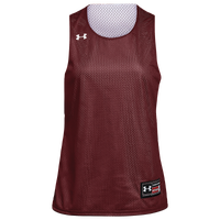 Under Armour Team Triple Double Jersey - Women's - Maroon / White