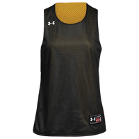 Under Armour Team Triple Double Jersey - Women's - Black / Gold