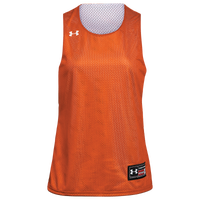 Under Armour Team Triple Double Jersey - Women's - Orange / White