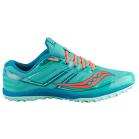 Saucony Kilkenny XC7 Flat - Women's - Aqua / Light Blue