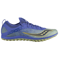Saucony Havok XC2 Flat - Women's - Purple / Yellow