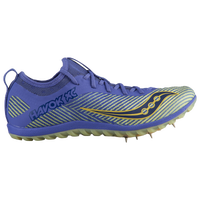 Saucony Havok XC2 Spike - Women's - Purple / Yellow