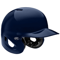 Rawlings S90PA Performance Rated Batting Helmet - Men's - Navy / Navy