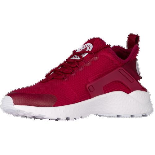 b950c4efb710e ... official nike air huarache run ultra womens casual shoes noble red  white 7ab68 10327