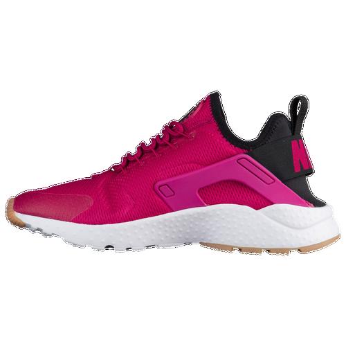 ... usa nike air huarache run ultra womens casual shoes sport fuchsia black  gum yellow white bbce1 21eb2430e