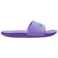 Nike Kawa Slide - Boys' Grade School - Purple