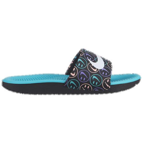 4e659d609f13d Nike Kawa Slide - Boys  Grade School - Shoes