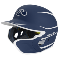 Rawlings Mach EXT 2 Tone Senior Batting Helmet - Men's - Navy