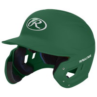 Rawlings Mach EXT Senior Batting Helmet - Men's - Dark Green