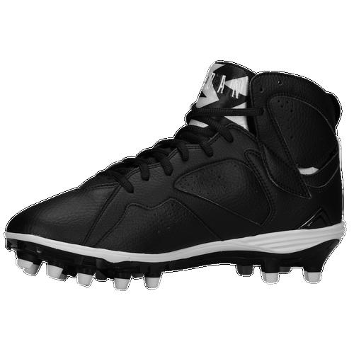33ca7433e33f61 ... Jordan Retro 7 TD - Men s - Football - Shoes - Black White Air ...