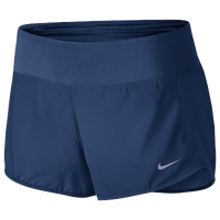 navy blue nike shorts