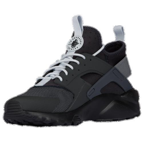 1d493230c15d ... czech nike air huarache run ultra mens casual shoes anthracite black  white black e51a9 a9ce4