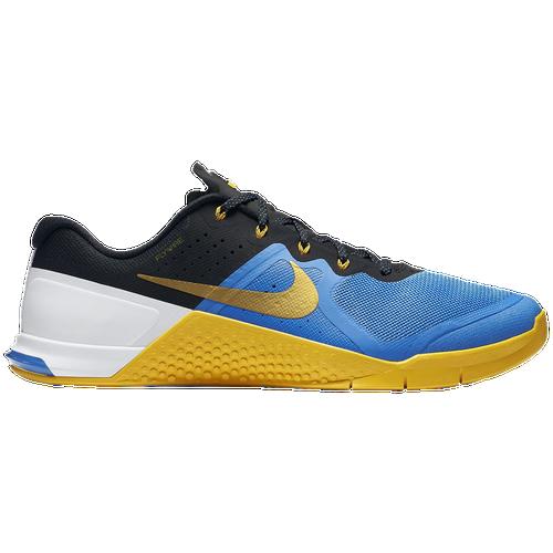 Prime Picks Mens Nike Metcon 2 Photo Blue University GoldWhiteBlack