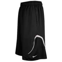 Nike Team Woven Practice Shorts - Men's - Black / White