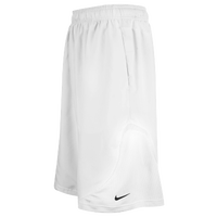 Nike Team Woven Practice Shorts - Men's - All White / White
