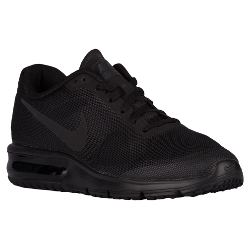black nike air max for womwn
