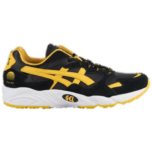 ba46c1ded1 ASICS Tiger GEL-Diablo - Men s - Casual - Shoes - Black Tai Chi Yellow