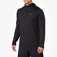 ASICS® Thermopolis Long Sleeve Hoodie - Men's - Black