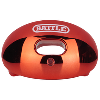 Battle Sports Oxygen Mouthguard - Adult - Red / Red