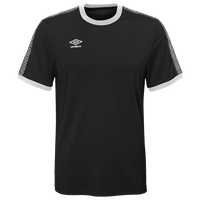 Umbro Diamond Poly T-Shirt - Men's - Black
