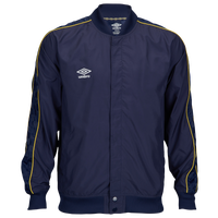 Umbro Premier Logo Jacket - Men's - Navy