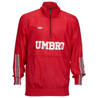 Umbro In Goal Pullover Jacket - Men's - Red