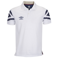 Umbro Detonation Polo - Men's - White