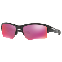 Oakley Quarter Jacket Sunglasses - Grade School - Black / Red