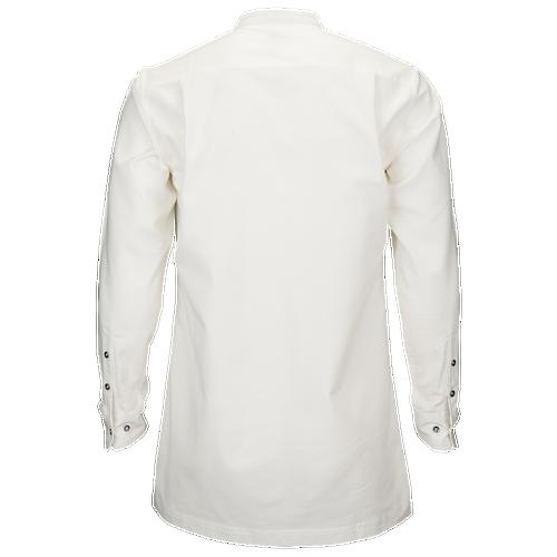 Fairplay Monroe Modern Collar Top - Men's Casual - White 2007WHT