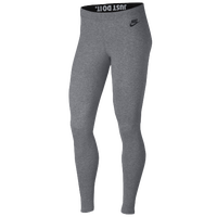 Nike Leg-A-See JDI Leggings - Women's - Grey / Black