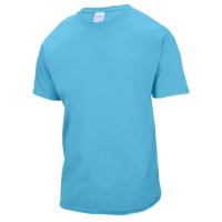 Gildan Team Ultra Cotton 6oz. T-Shirt - Men's - Light Blue / Light Blue