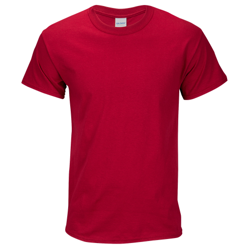 Gildan Team Ultra Cotton 6oz. T-Shirt - Men's For All Sports - Cardinal 200CD